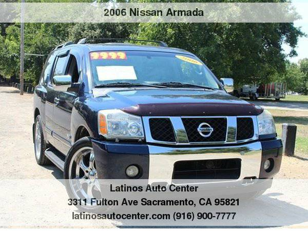 2006 Nissan Armada SE Huge Savings