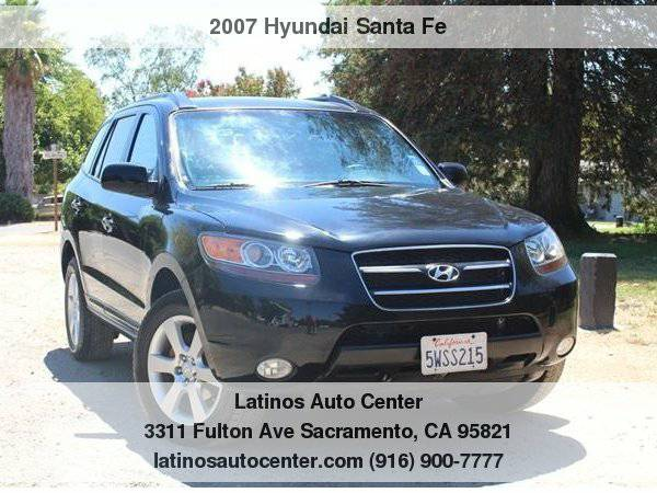 2007 Hyundai Santa Fe SE AWD~Clean!! in Great Condition