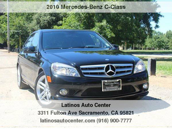 2010 Mercedes-Benz C-Class C300 Luxury Low Monthly payment