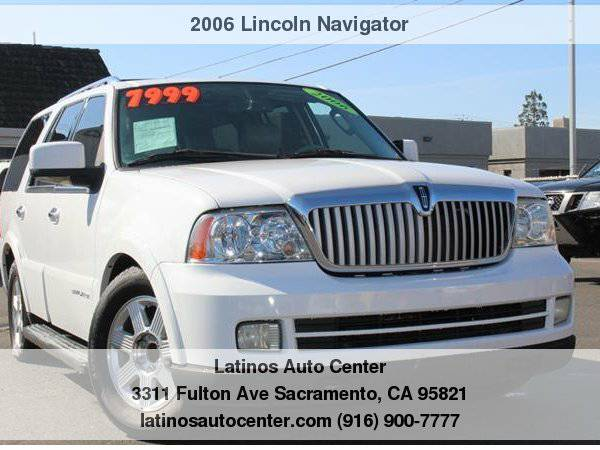 2006 Lincoln Navigator Luxury Get Approved Instantly