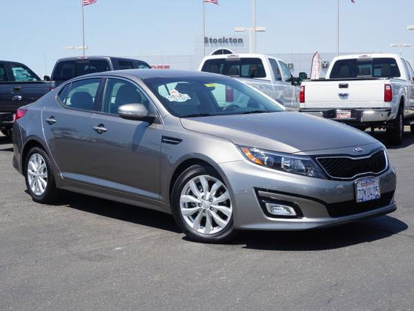 2014 Kia Optima EX 4dr Sedan EX
