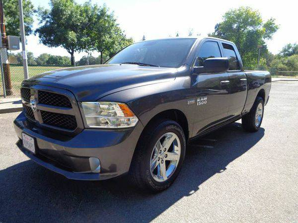 2014 *RAM* *Ram* *Pickup* *1500* Express 4x2 4dr Quad Cab 6.3 ft. SB...