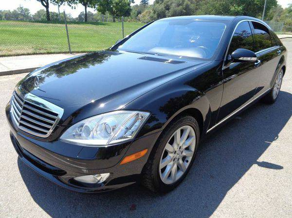 2007 *Mercedes-Benz* *S-Class* S550 4dr Sedan **PRE LABOR DAY SALE...