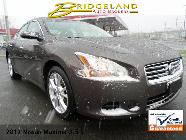 2012 Nissan Maxima 3.5 S ONLY 42.,000 MILES ... THIS IS CHEAP CHEAP