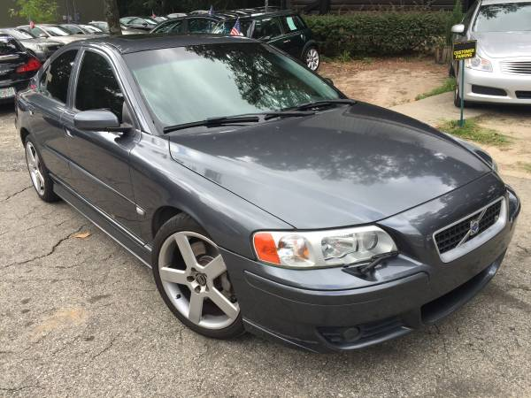 2006 VOLVO S60 R 2.5 TURBO AWD