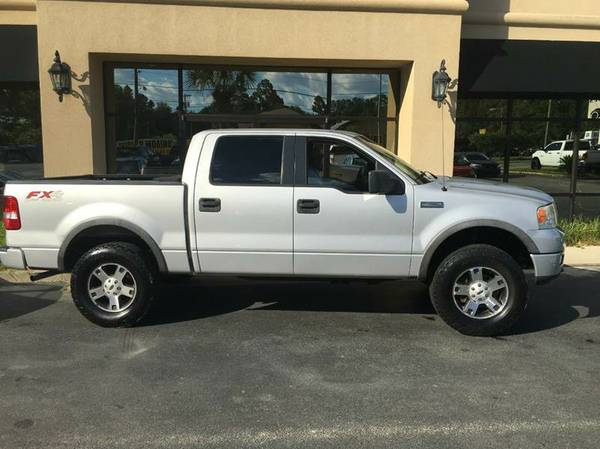 2005 FORD F-150 SUPERCREW 4X4 FX4 OFF ROAD