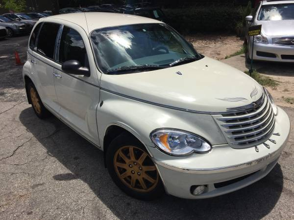 CASH SALE! 2007 CHRYSLER PT CRUISER LIMITED