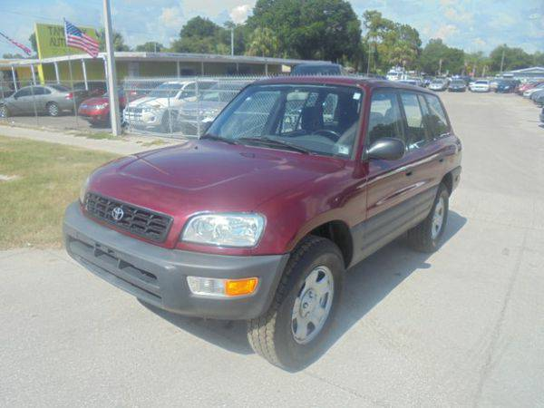 1998 *Toyota* *RAV4* 4-Door 4WD -📲 WE FINANCE EVERYONE!