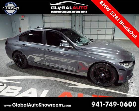 2012 *BMW* *3* *Series* 328i *Over 100 in Stock-Indoor Showroom-SR 64