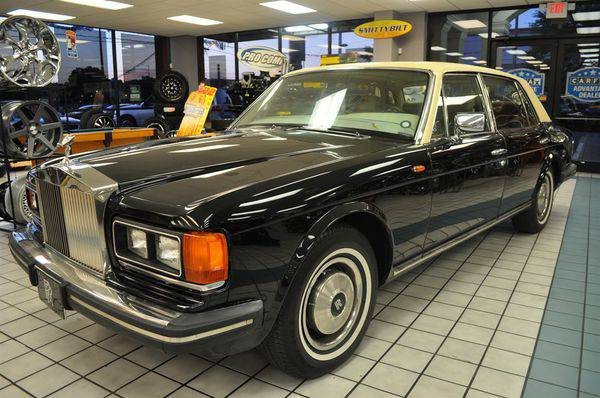1982 *Rolls* *Royce* *Silver* *Spurg* Sedan GOOD AND BAD CREDIT...