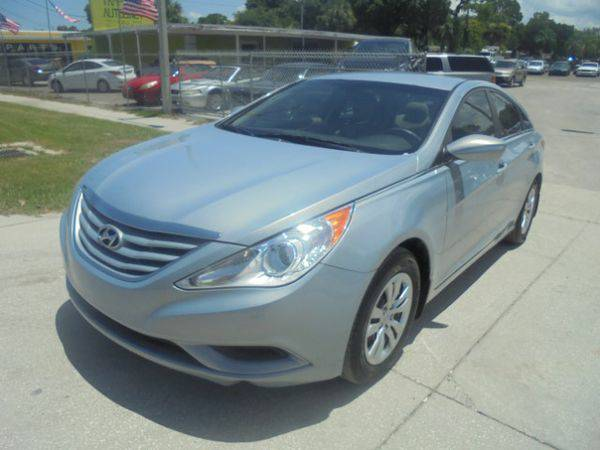 2011 *Hyundai* *Sonata* GLS Auto -📲 WE FINANCE EVERYONE!
