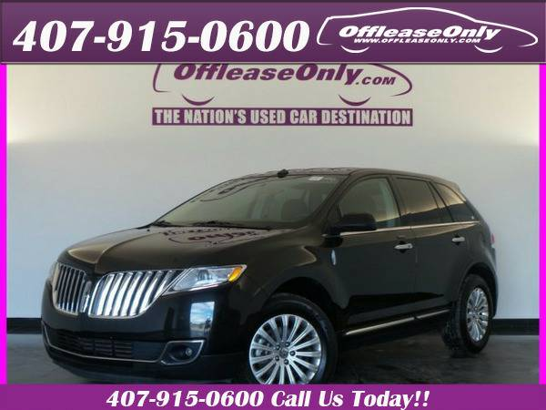 *2015* *Lincoln* *Mkx* *Fwd*