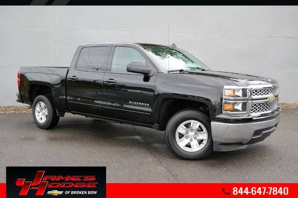 2015 Chevrolet Silverado 1500 - FREE OIL CHANGES FOR LIFE