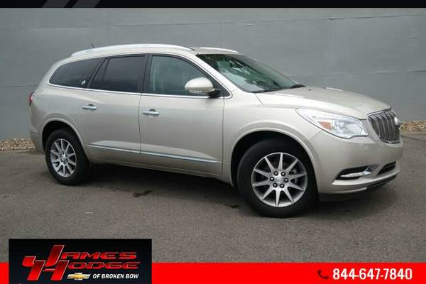 2015 Buick Enclave - FREE OIL CHANGES FOR LIFE