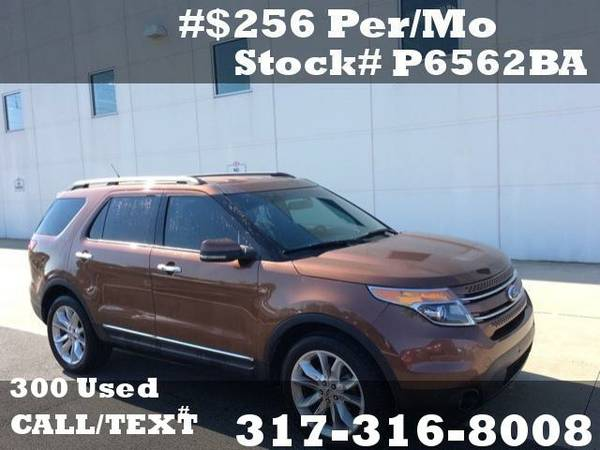 2011 Ford Explorer Limited 4D Sport Utility SUV AWD 132k Miles