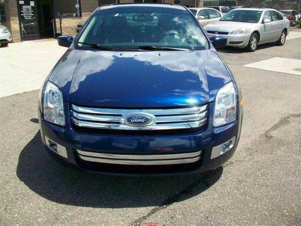 2007 *Ford* *Fusion* V6 SEL 4dr Sedan ( $0 down financing available )