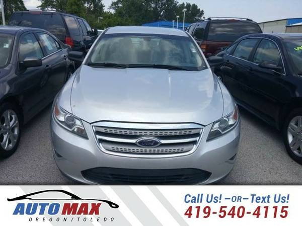 2010 Ford Taurus Apply For Loan