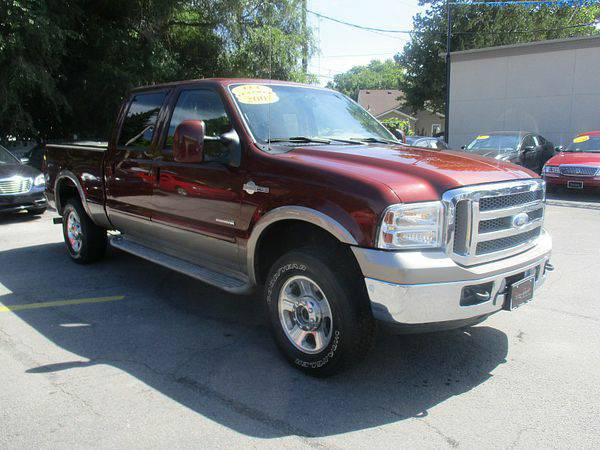 2005 *Ford* *F250* *4WD* Crew Cab King Ranch *$499 Down Drives Today!*
