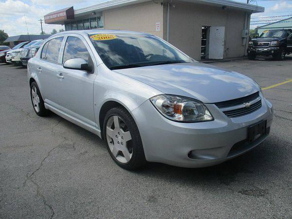 2008 *Chevrolet* *Cobalt* 4d Sedan Sport *$499 Down Drives Today!*