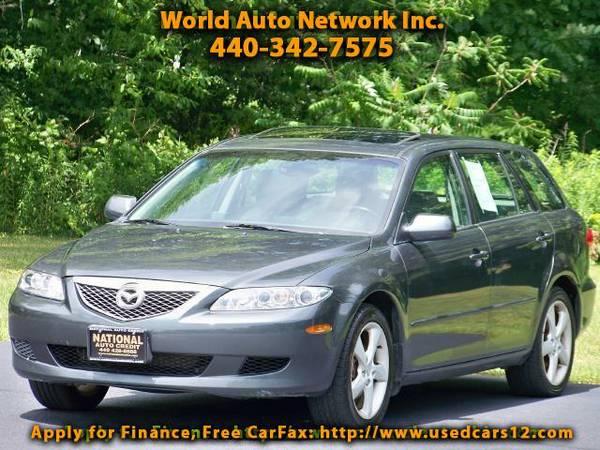 2004 Mazda MAZDA6 Sport Wagon s