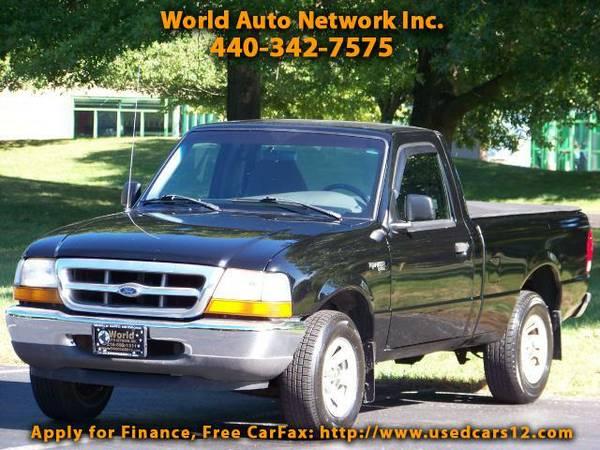 2000 Ford Ranger XLT 2.5 2WD
