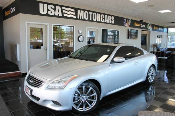 2008 INFINITI G37 S BAD CREDIT OK!!