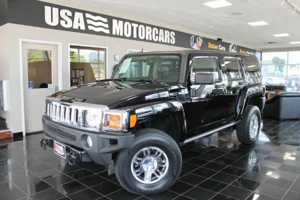 2007 HUMMER H3 BASE BAD CREDIT OK!!