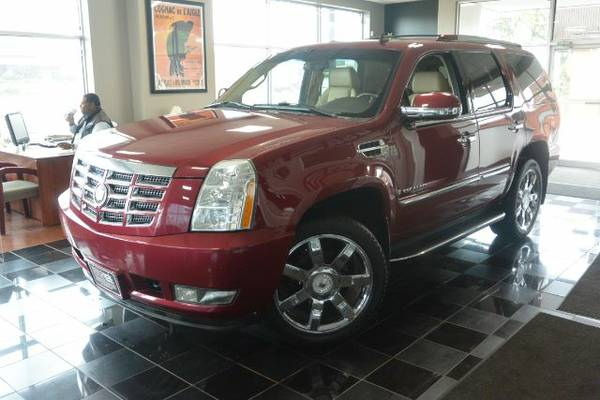 2007 CADILLAC ESCALADE AWD BAD CREDIT OK!!