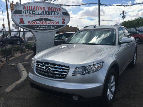 2003 *Infiniti* *FX35* Base AWD 4dr SUV VEHICLES INSPECTED BY OUR...