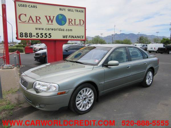 2006 Volvo S80 ................................WE FINANCE.............