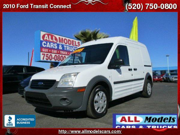 2010 Ford Transit Connect Cargo XL Van 4D