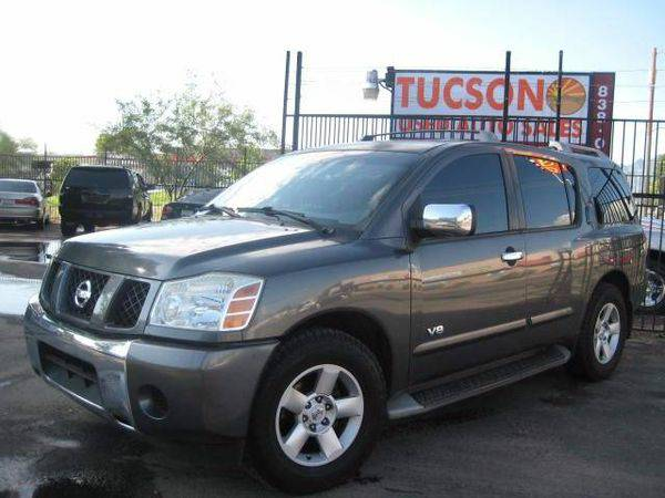2005 *Nissan* *Armada* SE 4dr SUV - $500 DOWN o.a.c. - Call or Text!