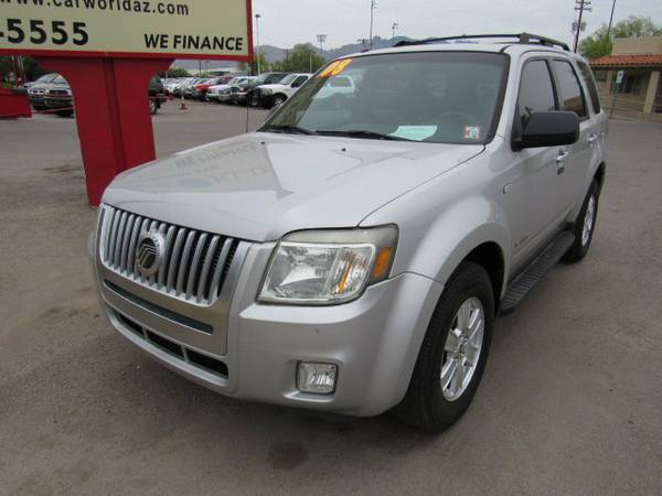2008 Mercury Mariner ...........................WE FINANCE............