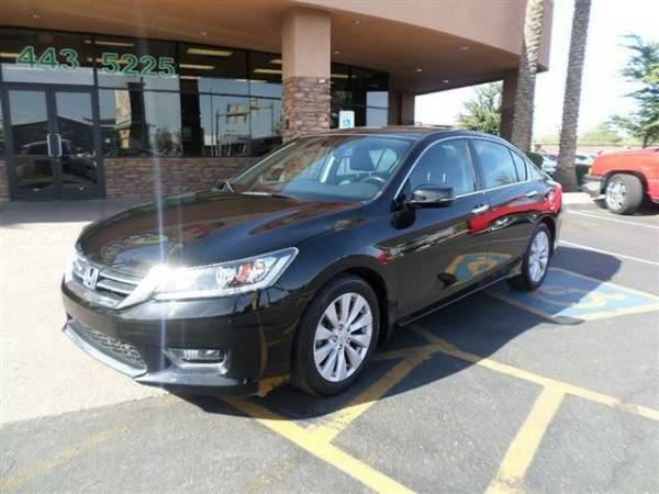 2014 Honda Accord Sdn 4dr I4 CVT EX-L PZEV Buy Here Pay Here NO...