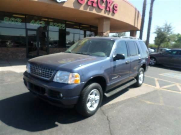 2004 Ford Explorer 4dr 114 WB 4.0L XLT 4WD Buy Here Pay Here NO...