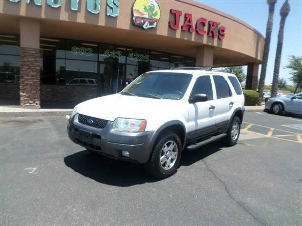 2004 FORD ESCAPE Buy Here Pay Here NO CREDIT CHECKS!!