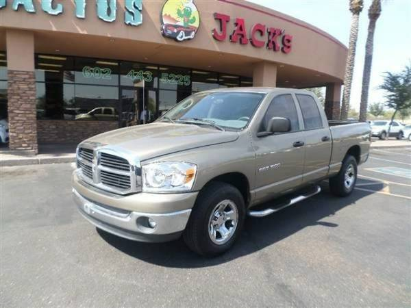 2007 DODGE RAM PICKUP Buy Here Pay Here NO CREDIT CHECKS!!