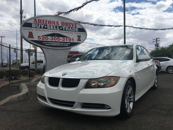 2008 *BMW* *3* *Series* 328i 4dr Sedan SULEV VEHICLES INSPECTED BY...