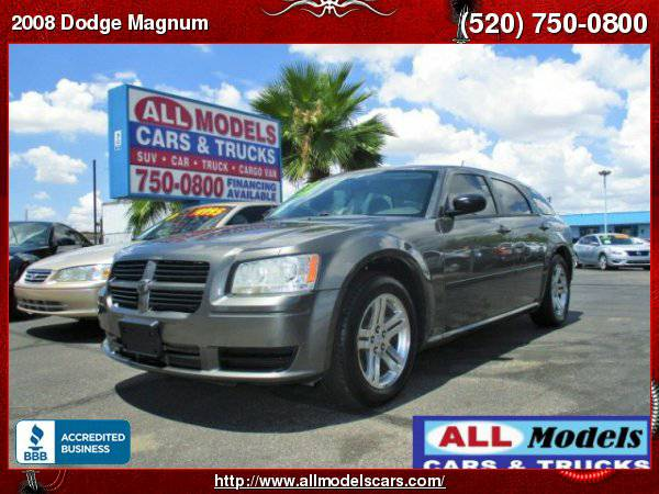 2008 Dodge Magnum Sport Wagon 4D ;;;;;LOW MILEAGE;;;;;