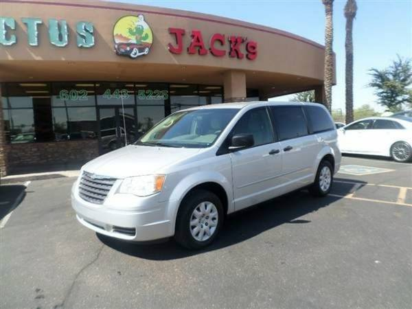 2008 CHRYSLER TOWN COUNTRY Buy Here Pay Here NO CREDIT CHECKS!!