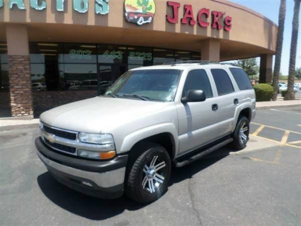 2006 CHEVROLET TAHOE Buy Here Pay Here NO CREDIT CHECKS!!