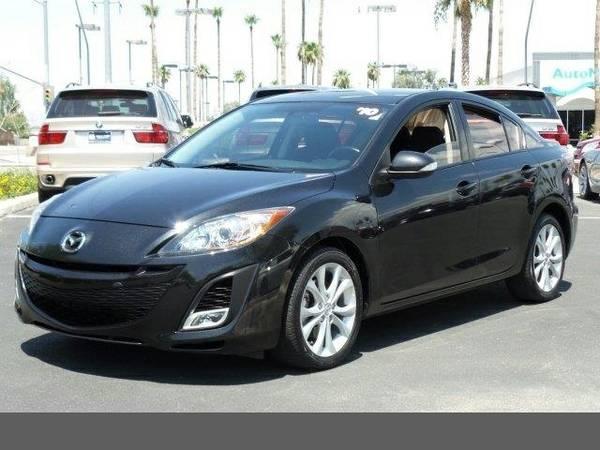 2010 Mazda Mazda3 s Grand Touring SKU:A1132816 Mazda Mazda3 s Grand To