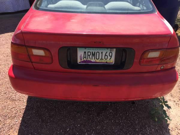 92 Honda Civic