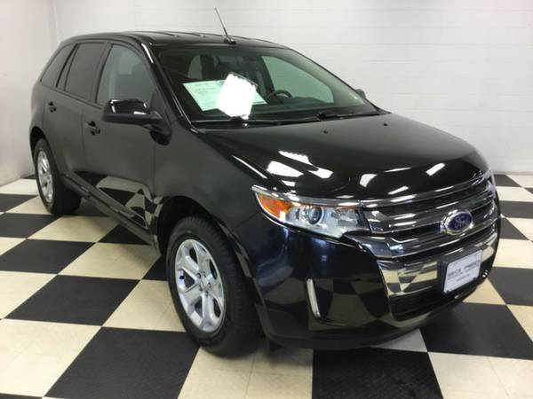 2013 FORD EDGE SEL LOW MILES, LOW PRICE PERFECT CONDITION!!!