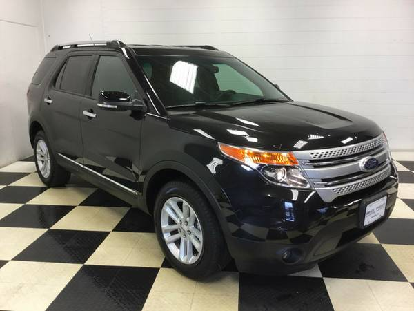 2015 FORD EXPLORER 4X4 LOW MILES EXCELLENT CONDITION! THIRD ROW!