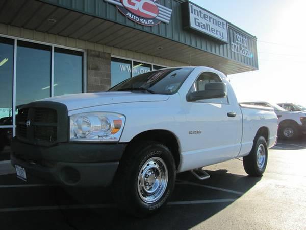2008 Dodge Ram 1500 - Call