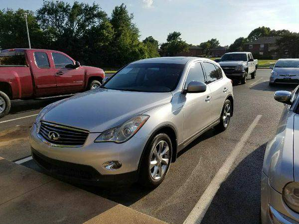 2008 *Infiniti* *EX35* Base 4dr Crossover -CREDIT REPAIR!!!! DRIVE...