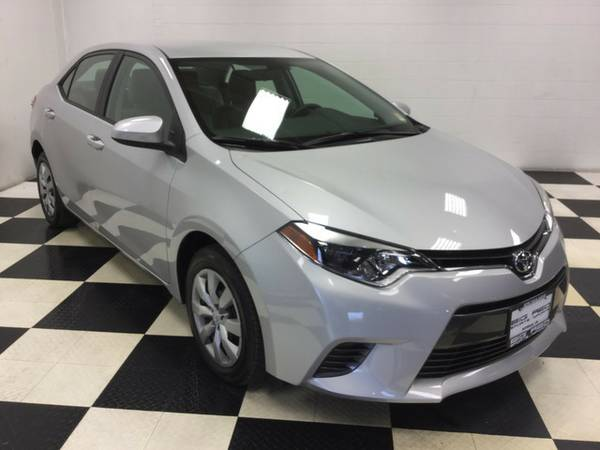 2016 TOYOTA COROLLA L ONLY 4K MILES! FACTOY WARRANTY! FUEL SAVER!!