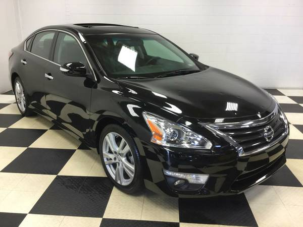 2015 NISSAN ALTIMA 3.5 SL PERFECT CONDITION! FUEL SAVER! ONLY 20K!