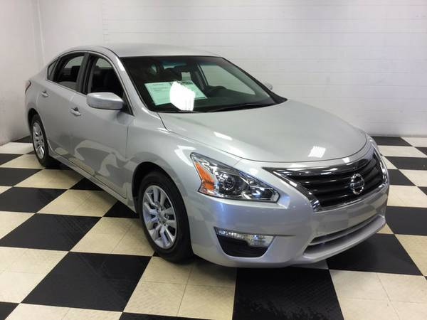 2015 NISSAN ALTIMA 2.5 SL PERFECT CONDITION! FUEL SAVER! MUST SEE!